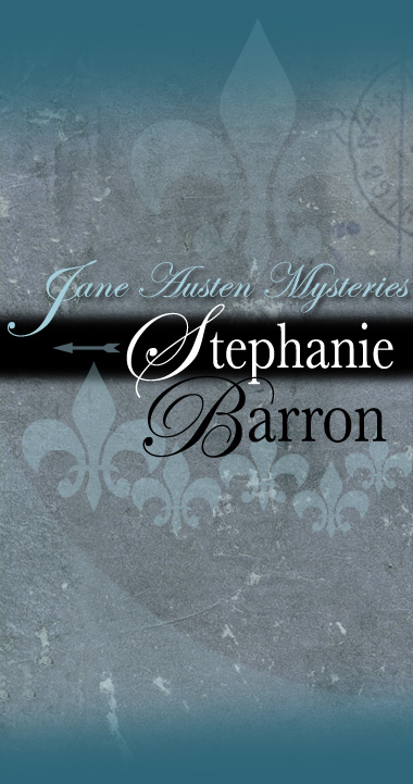 Stephanie Barron: Jane Austen Mysteries