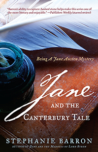 Jane and the Canterbury Tale
