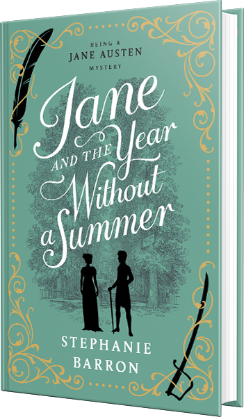 Jane and the Year Without a Summer